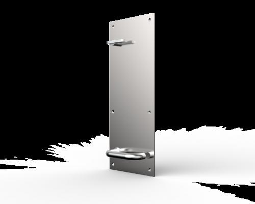 DLLH 46 T – Dual Lock Lever Handle